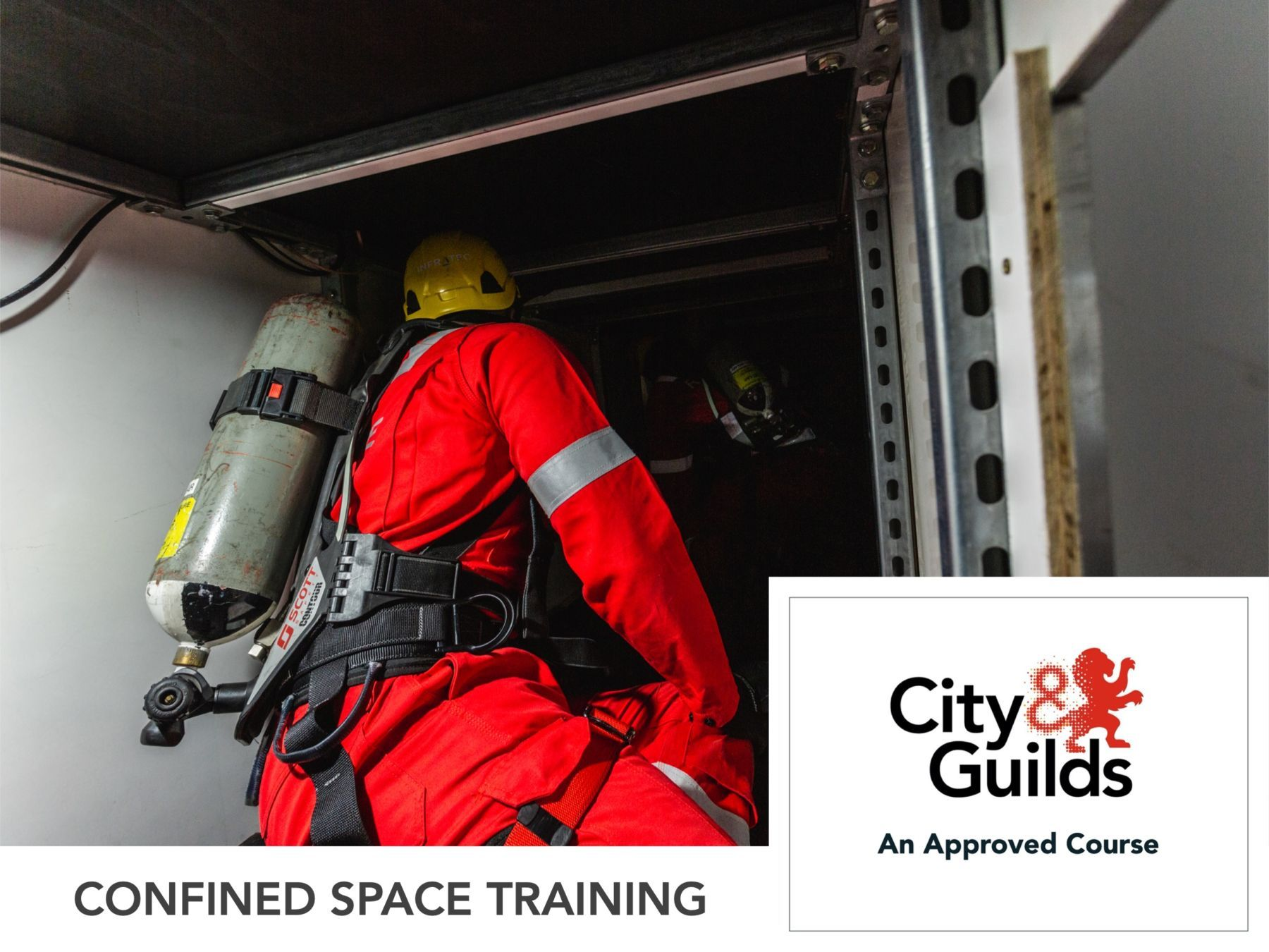 Working in Low Risk Confined Spaces