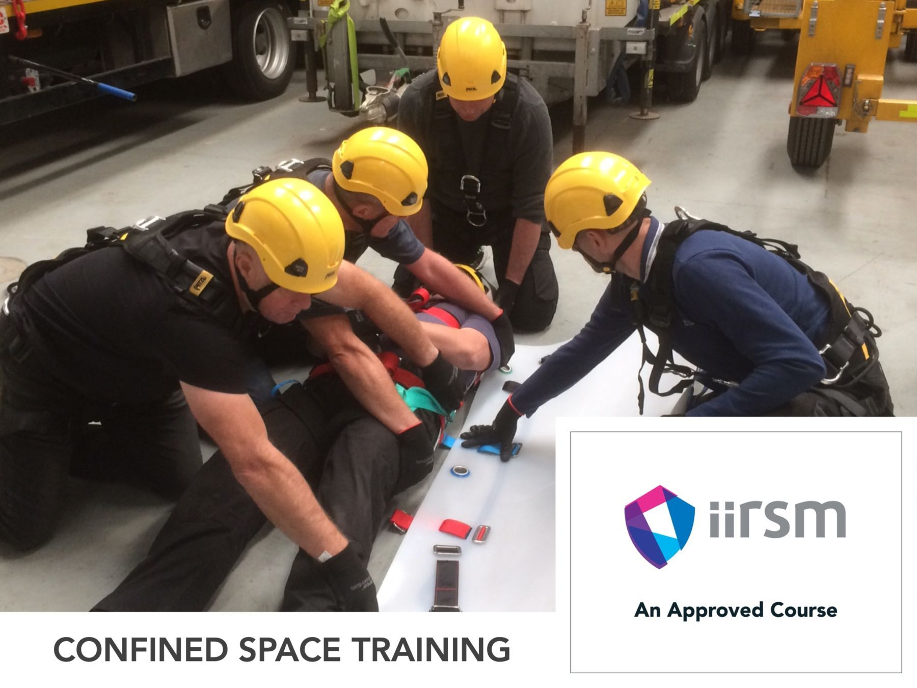 Confined Space First Response Team