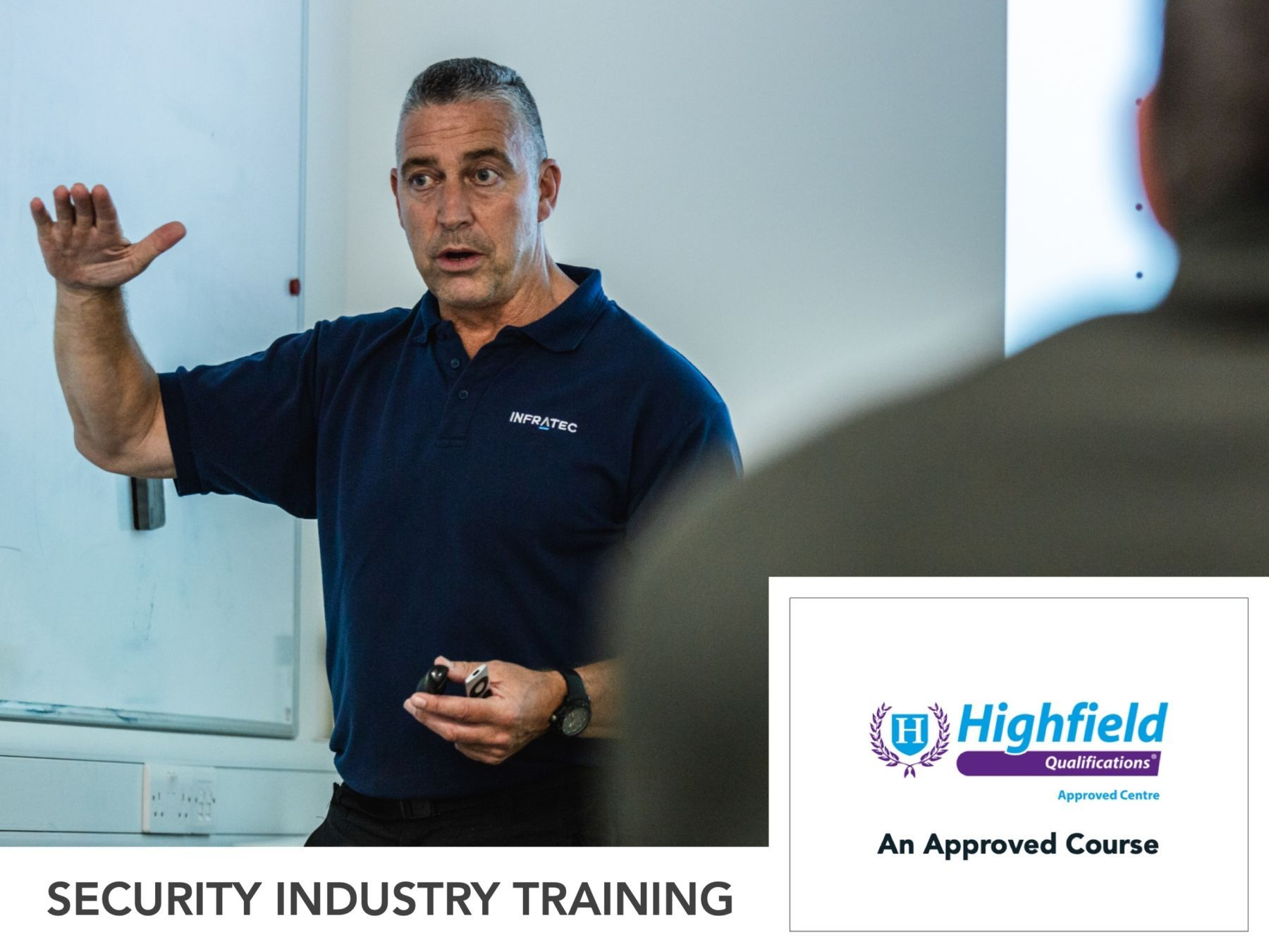 Working as a Security Officer in the Private Industry