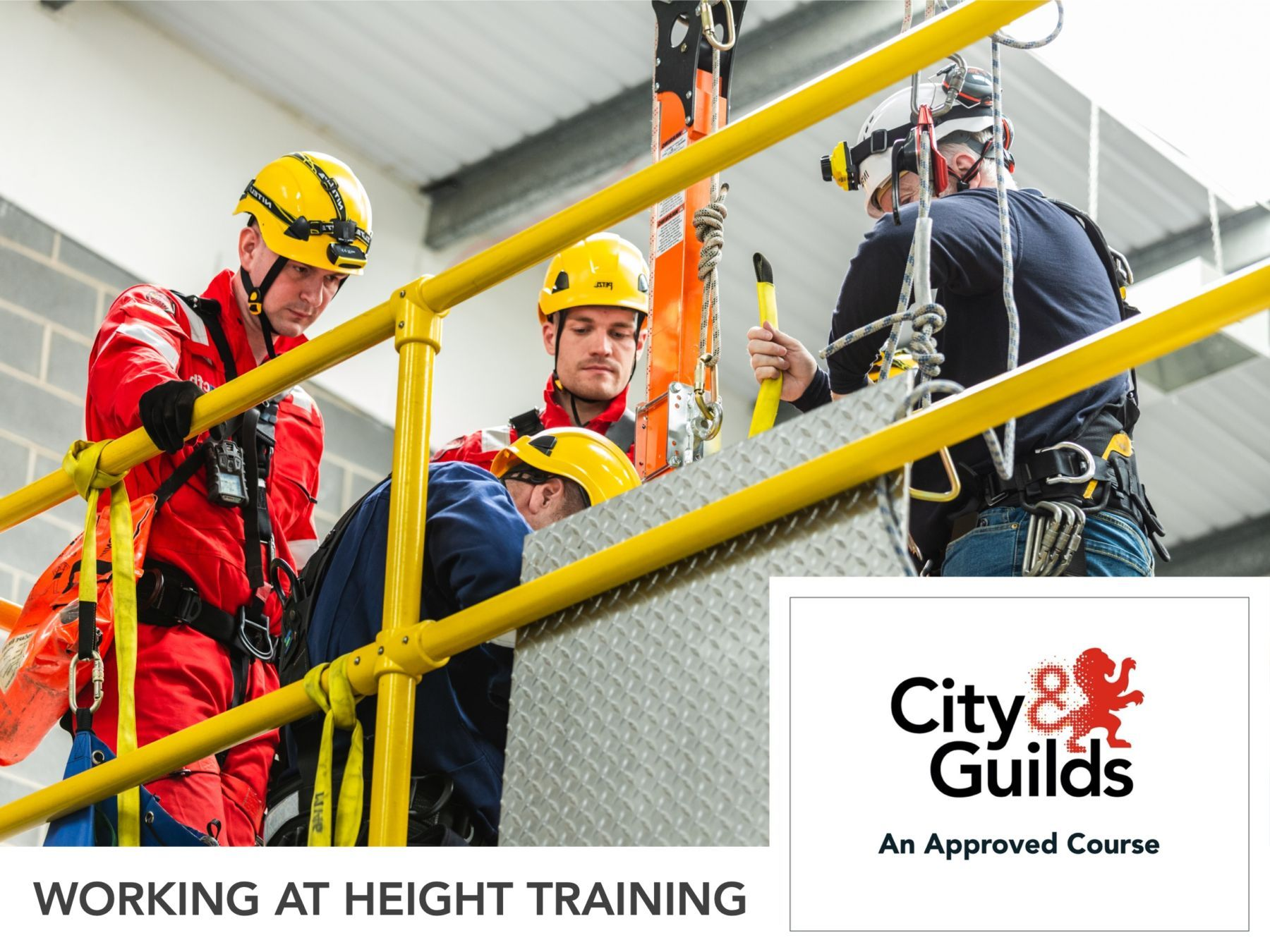 Understanding planning, Supervising and Managing Work at Height