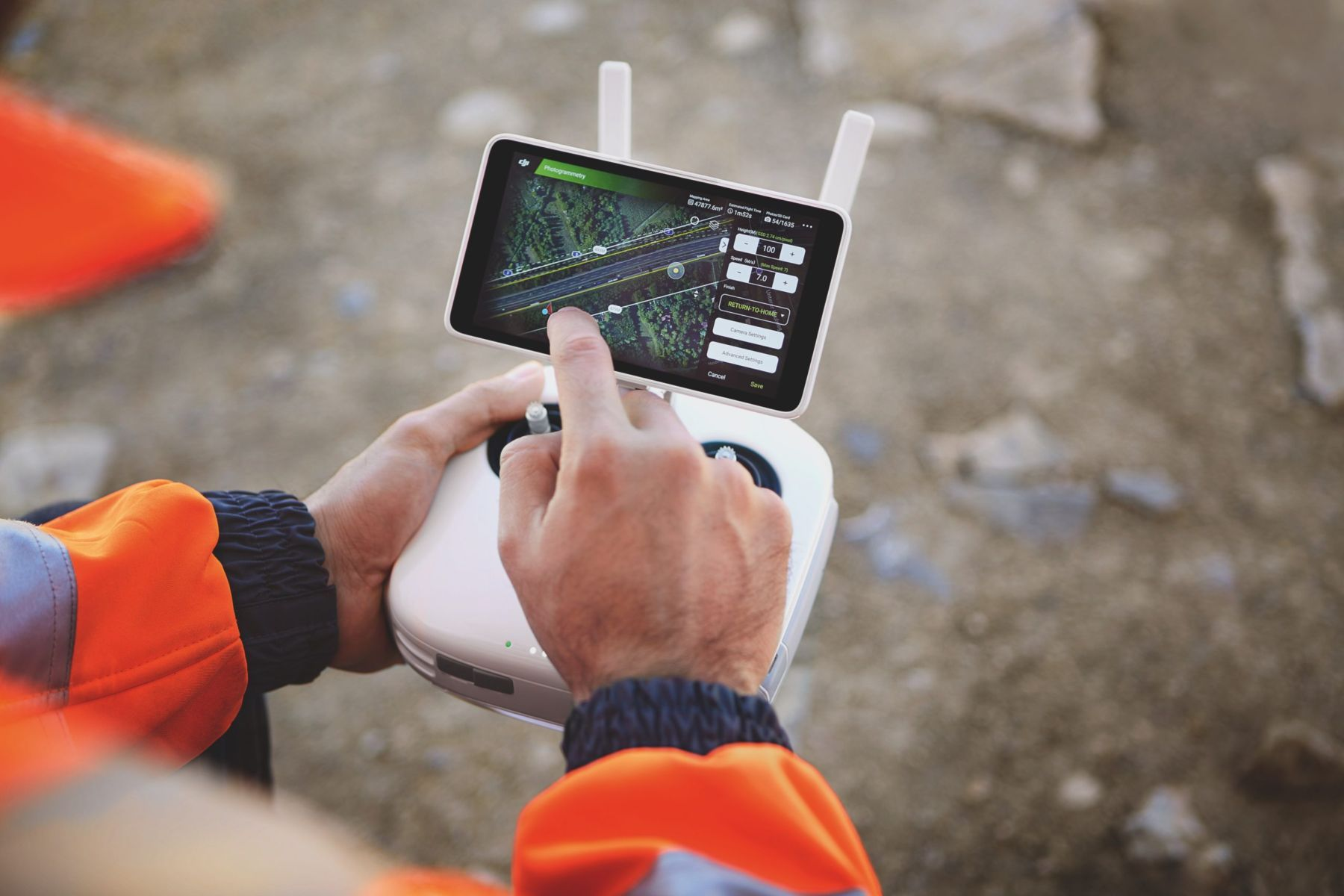 drone operating system